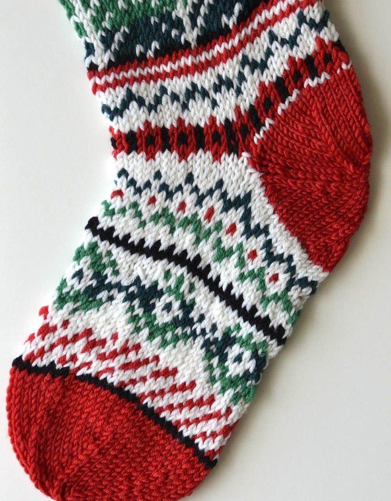 FibraNatura FibraNatura Dona Colour Kit - Holiday Stocking