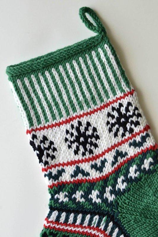 Fibra Natura FibraNatura Dona Colour Kit - Holiday Stocking