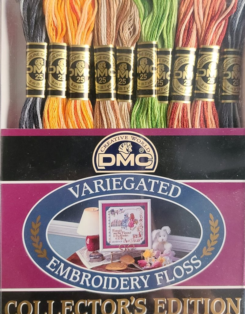DMC DMC Collector's Edition Variegated Embroidery Floss 36 Skeins
