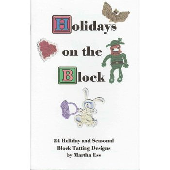 Martha Ess Holidays on the Block by Martha Ess