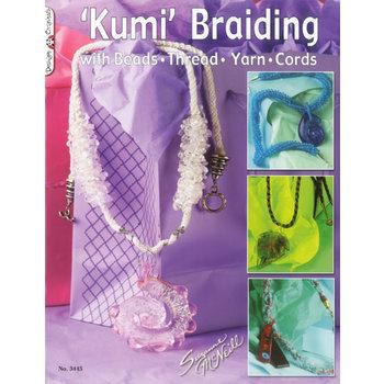Design Originals 'Kumi' Braiding with Beads, Thread, Yarn, Cords by Suzanne McNeill