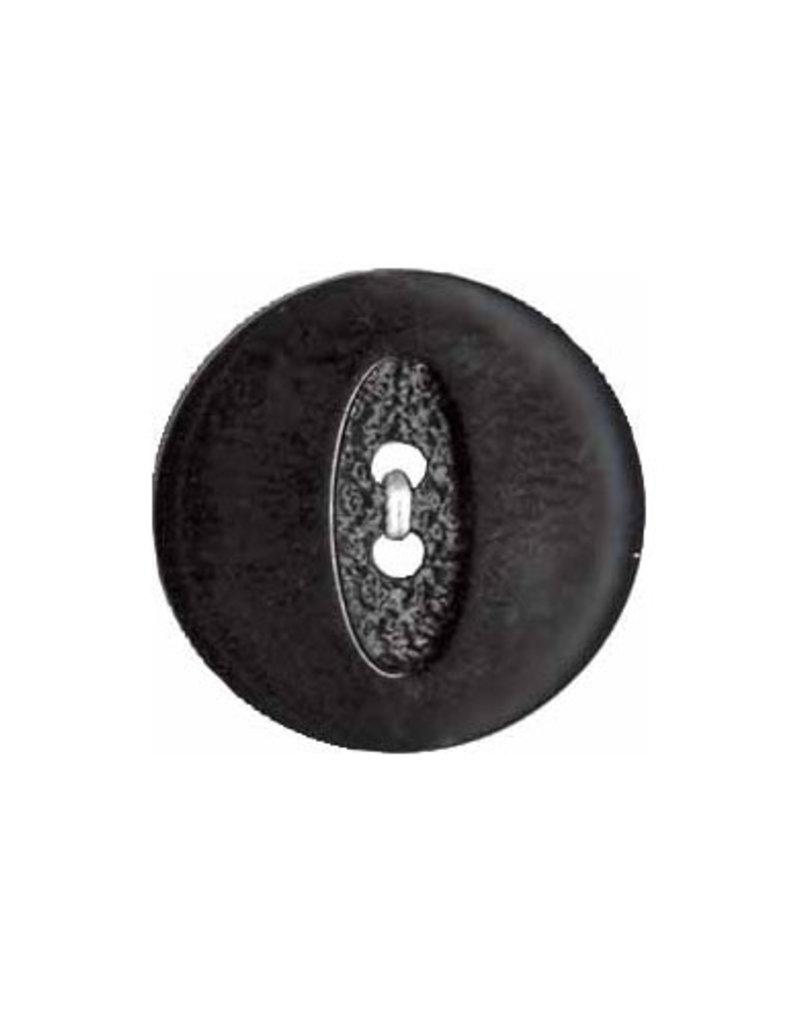 Elan Elan 25mm Black Buttons