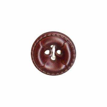 Elan ELAN Round Brown 18mm 4-Hole Button - 3-pk