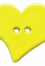 Cirque Cirque Heart 25mm 2-Hole Button