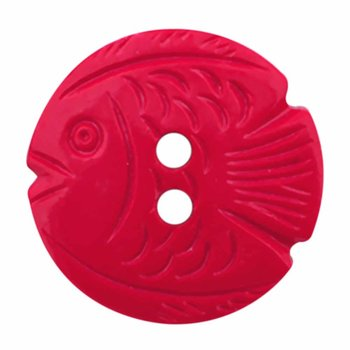 Cirque Cirque Fish 22mm Shank Button