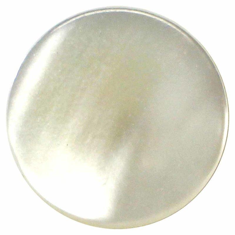 Inspire 15mm Shank Btn, Pearl