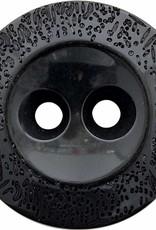Inspire 34mm 2-Hole Btn, Black