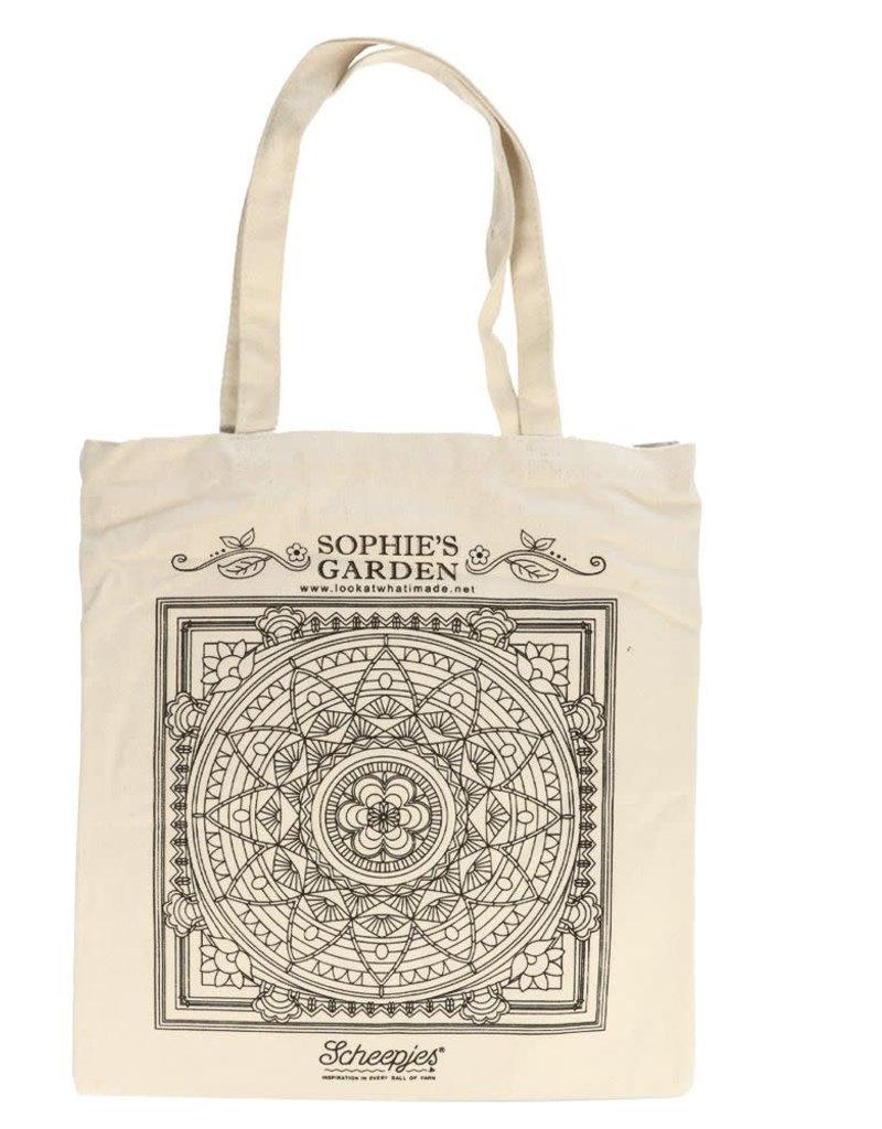 Scheepjes Scheepjes Sophie's Universe-Garden Canvas Bag