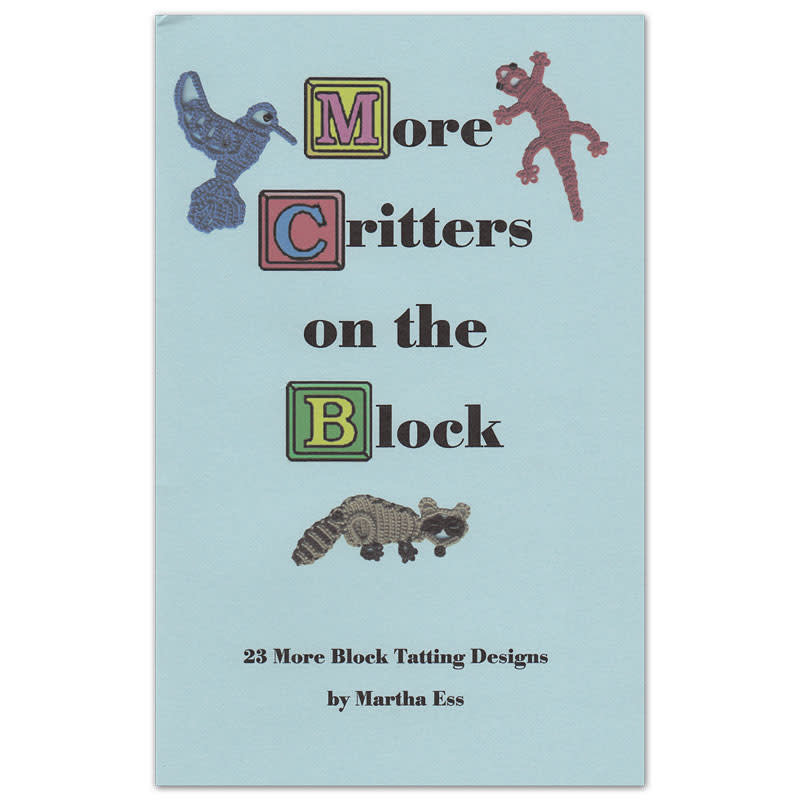 Martha Ess More Critters on the Block by Martha Ess
