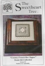 """The Sweetheart Tree The Sweetheart Tree """"Country French Box Topper"""" Teenie Kit Collection"""