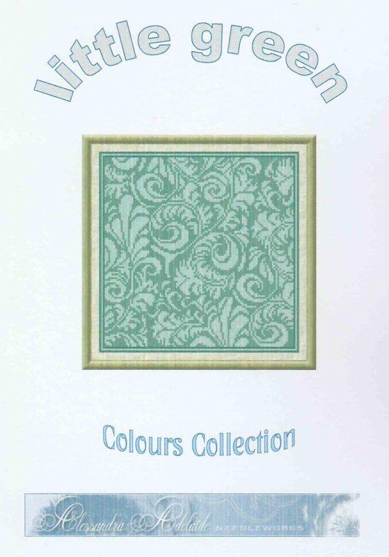 Alessandra Adelaide Needleworks Alessandra Adelaide Needleworks Colours Collection - Little Green