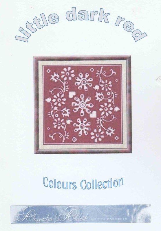 Alessandra Adelaide Needleworks Alessandra Adelaide Needleworks Colours Collection - Little Dark Red
