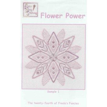 Freda's Fancies Freda's Fancies Flower Power - Sample 1