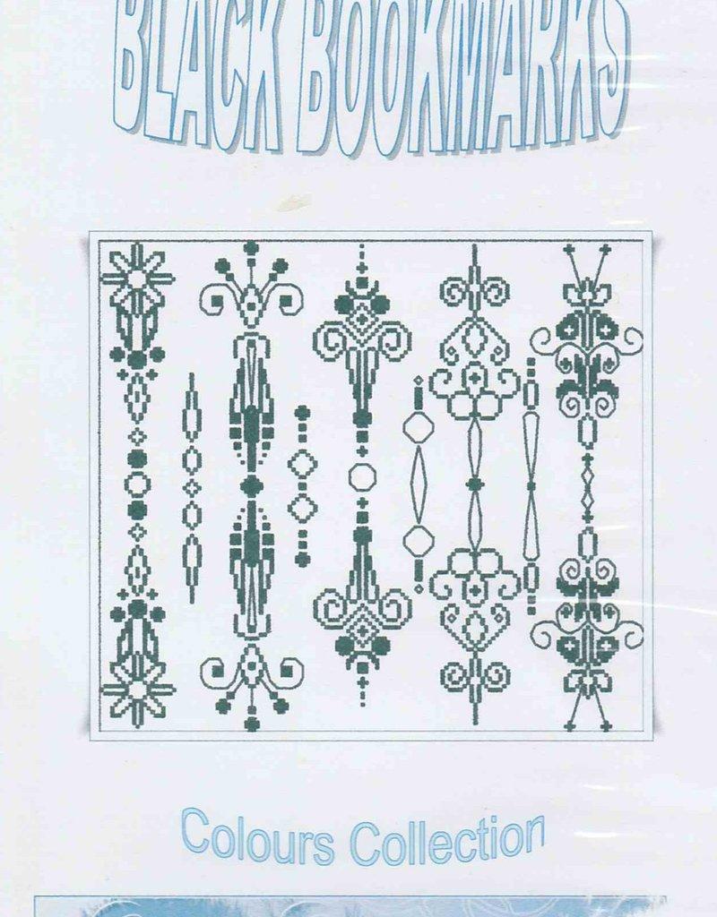 Alessandra Adelaide Needleworks Alessandra Adelaide Needleworks Black Bookmarks