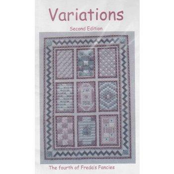Freda's Fancies Freda's Fancies Variations