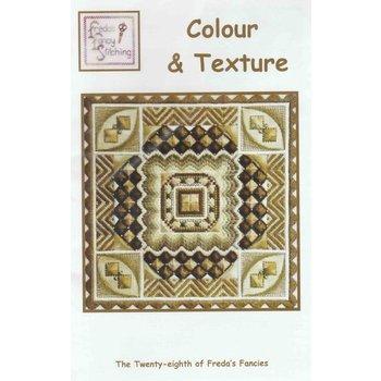 Freda's Fancies Freda's Fancies Colour & Texture