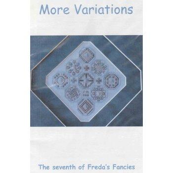 Freda's Fancies Freda's Fancies More Variations