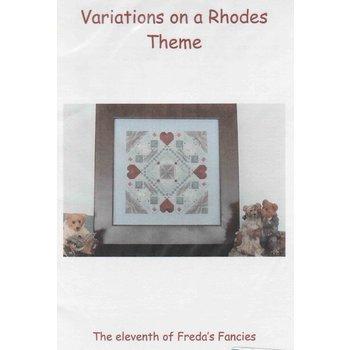 Freda's Fancies Freda's Fancies Variations on a Rhodes Theme