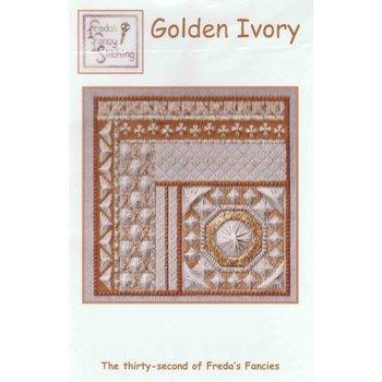 Freda's Fancies Freda's Fancies Golden Ivory