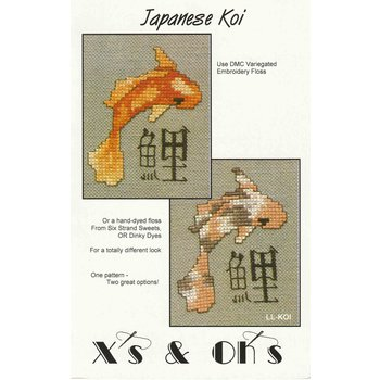 X's & Oh's X's & Oh's Japanese Koi
