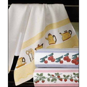 STS Crafts Madagascar Kitchen Towel