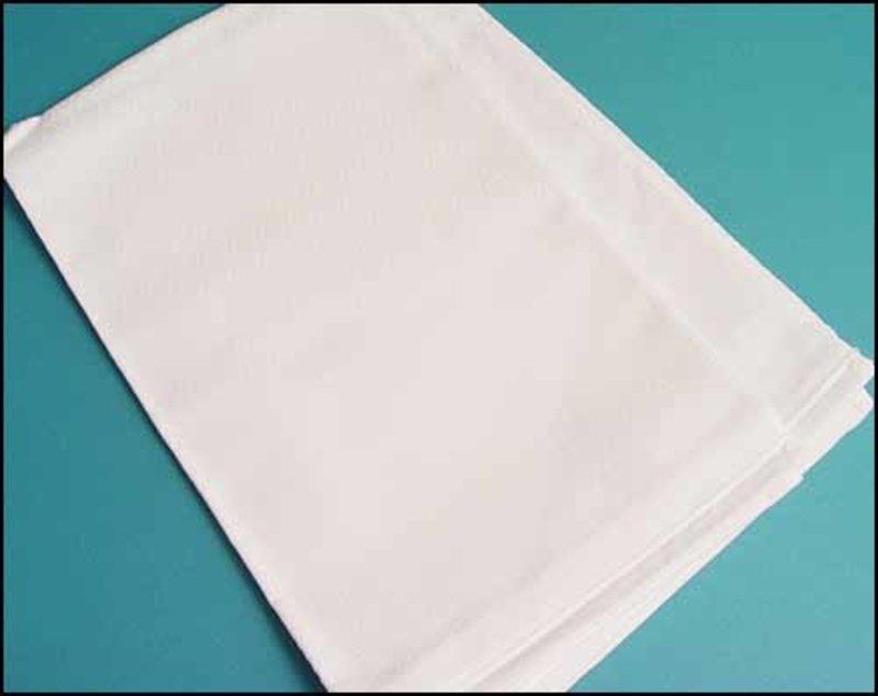 STS Crafts Madagascar Kitchen Towel - White