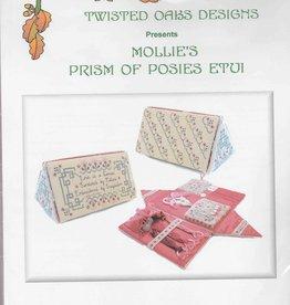 Twisted Oaks Designs Twisted Oaks Designs Mollie's Prism of Posies Etui - Kit