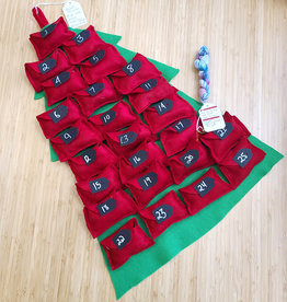 Mad Science Mad Science Dye & Fiber Sock Yarn Advent Calendar