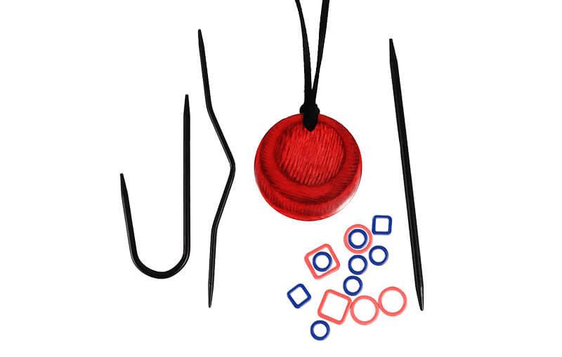 Knitter's Pride Knitter's Pride Magnetic Necklace Kit