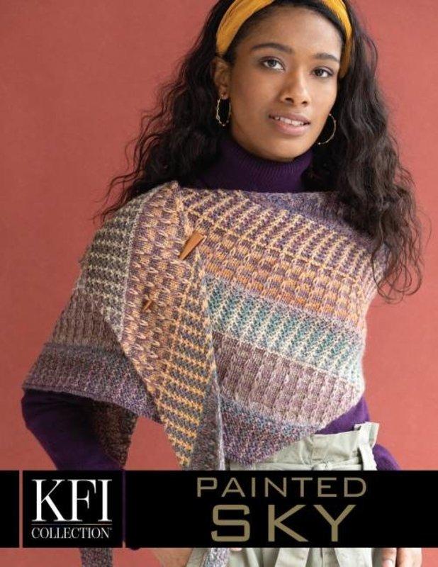 Knitting Fever Knitting Fever Painted Sky
