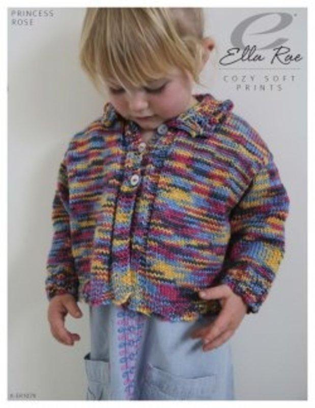Ella Rae Ella Rae Cozy Soft Prints