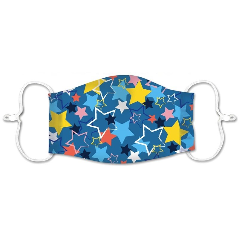 b. Boutique Cotton Face Mask for Children - Fun Prints