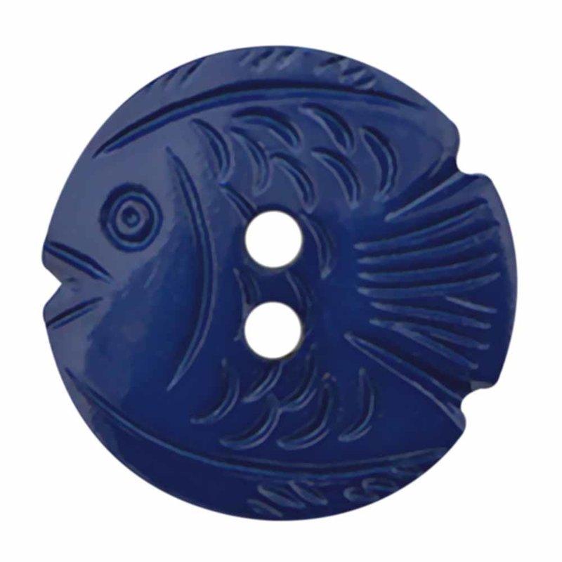 Cirque Cirque Fish 22mm Shank Button