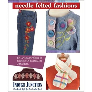 Indygo Junction Needle Felted Fashions by Amy Barickman