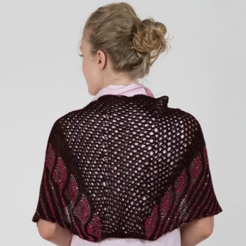 Artyarns Artyarns Peacock Shawl Kit