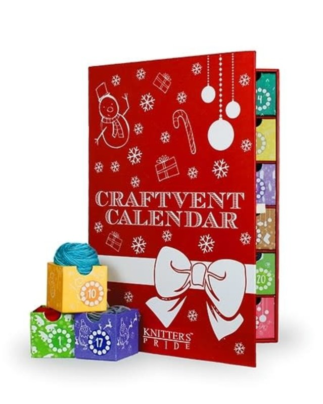 Knitter's Pride Holiday Craftvent Advent Calendar