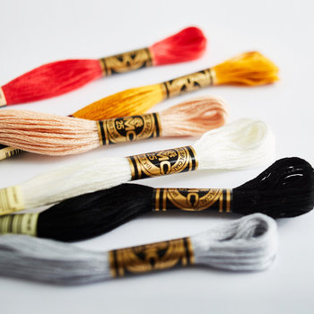 DMC #117 Six-Strand Embroidery Floss