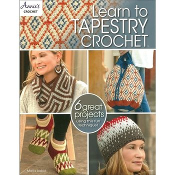 Annie's Crochet Learn to Tapestry Crochet by Annie's Crochet