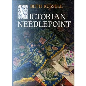 Crescent Books Victorian Needlepoint by Beth Russell