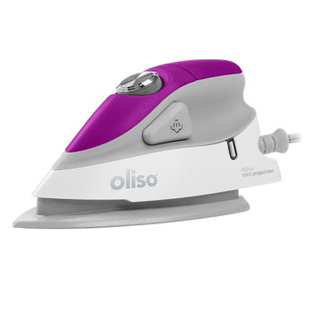 Oliso Oliso M2Pro Mini Project Iron with Solemate - Orchid