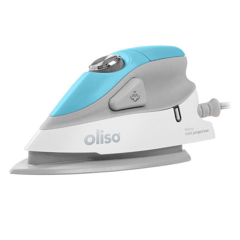 Oliso Oliso M2Pro Mini Project Iron with Solemate - Turquoise