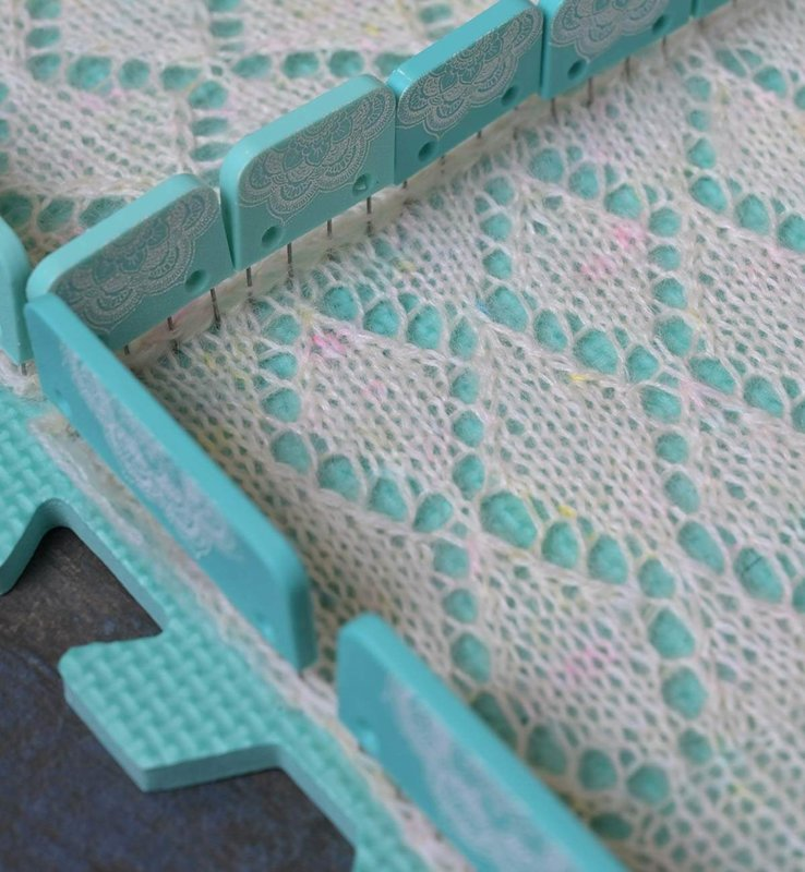 Knitter's Pride Knitter's Pride Mindful Collection Lace Blocking Mats