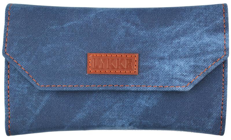"LYKKE Crafts LYKKE 3.5"" Interchangeable Circular Knitting Needle Set Indigo"