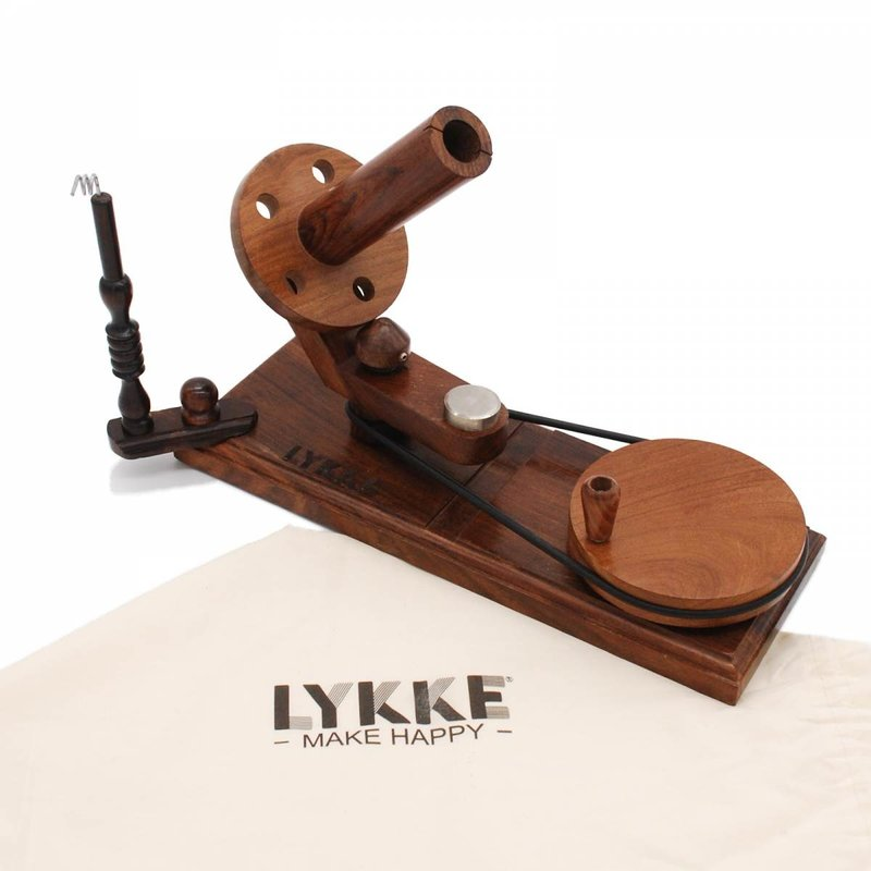 LYKKE Crafts Lykke Indian Rosewood Ball Winder