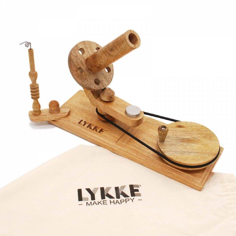 LYKKE Crafts Lykke Mango Wood Ball Winder