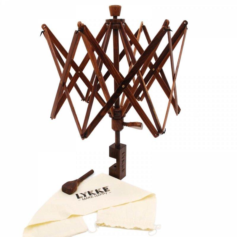 LYKKE Crafts Lykke Indian Rosewood Umbrella Swift