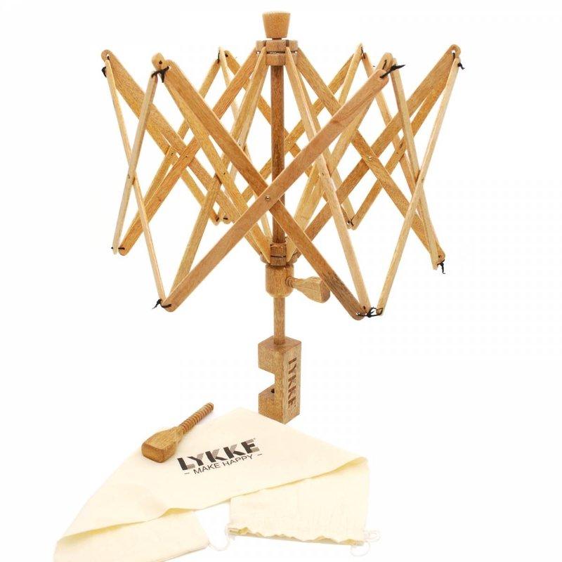 LYKKE Crafts Lykke Mango Wood Umbrella Swift