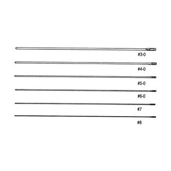 Havel's Havel's Tatting Needles 3 / 4 / 5 / 6 / 7 & 8 (packet of 6)