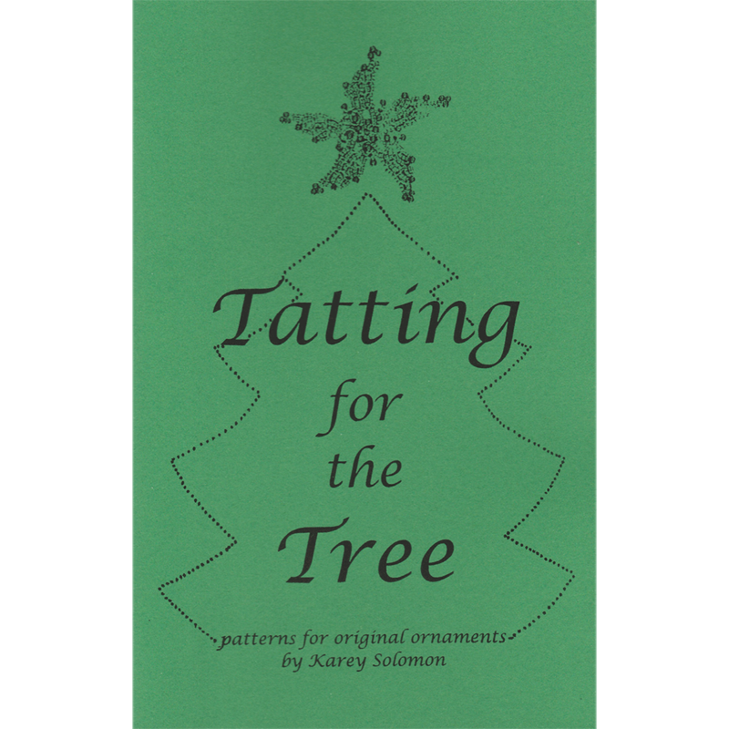Karey Solomon Tatting for the Tree by Karey Solomon