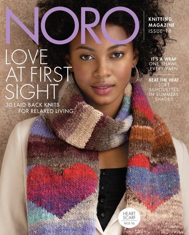 Noro Noro Knitting Magazine